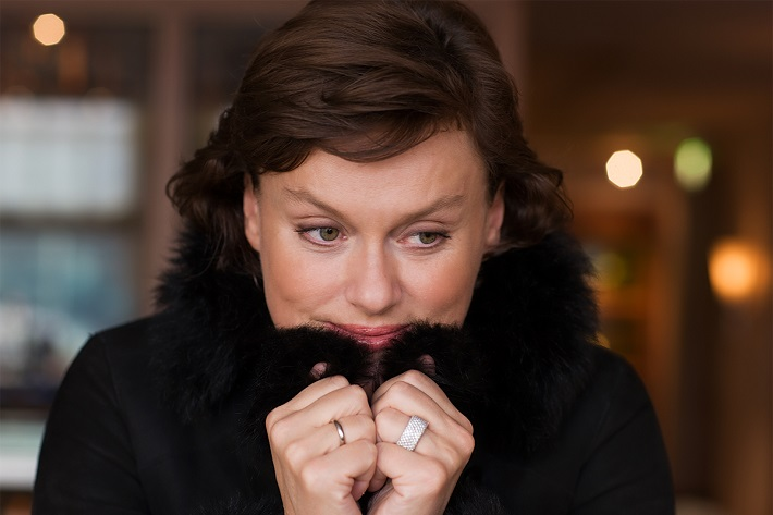 Vesselina Kasarova, foto: Andreas Klingberg