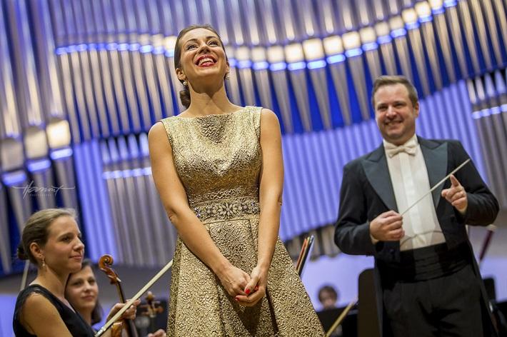 Záverečný koncert festivalu Viva Musica! 2015, Adriana Kučerová, Robert Jindra, foto: Zdenko Hanout