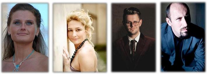 Lucia Knoteková, Markéta Cukrová, Peter Račko, Marián Lukáč