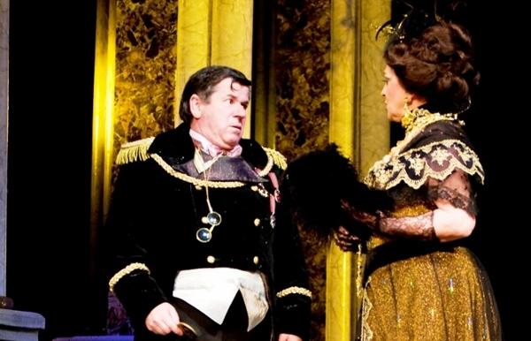 Čardášová princezná, Opera ŠDKE