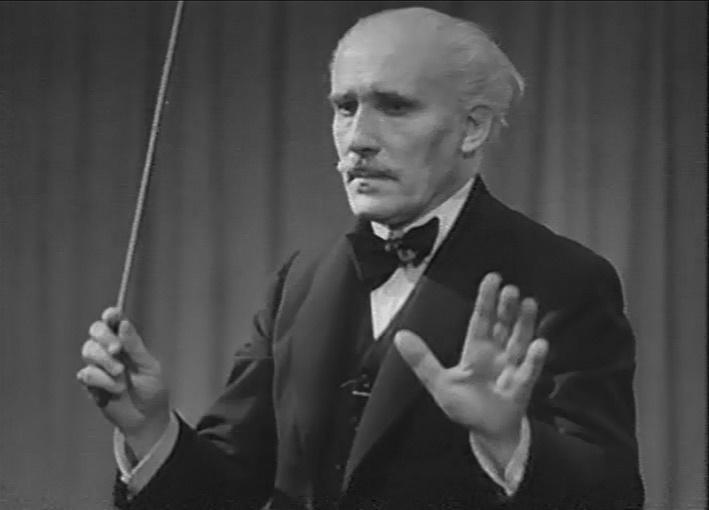 Arturo Toscanini, (1867 - 1957)