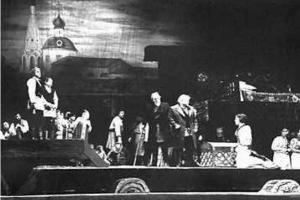 D. Šostakovič: Ruská lady Macbeth Mcenského okresu, Malé operné divadlo, Leningrad, 1934, svetová premiéra