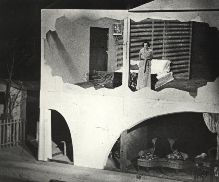 D. Šostakovič: Ruská lady Macbeth, Opera SND, 1935, Scéna z inscenácie, foto: Archív DÚ