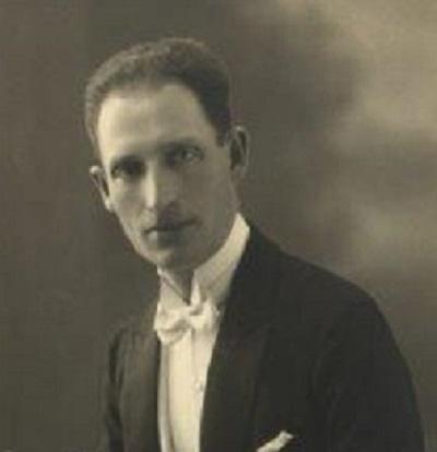 Ferdinand Ledvina, (1886 – 1945), foto: Archív DÚ
