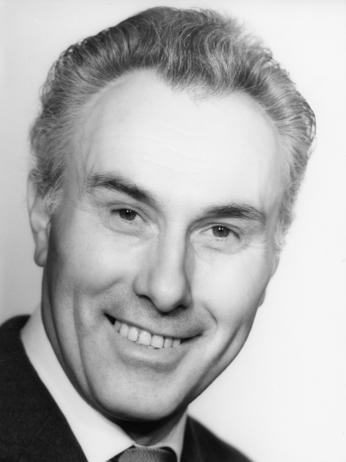 Juraj Wiedermann, (1919 – 2005), foto: M. Robinsonová (Archív SND)