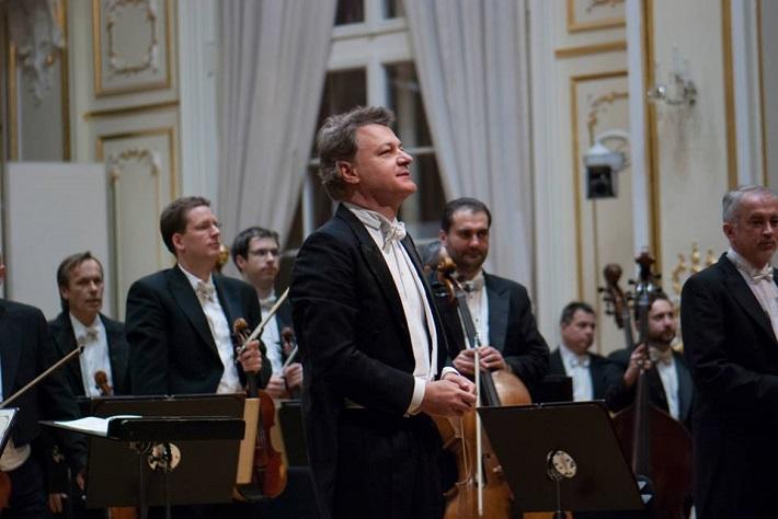 Koncert v Slovenskej filharmónii, 2015, Eraldo Salmieri, foto: Alexander Trizuljak