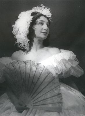 Mária Kišonová-Hubová, foto: Archív SND