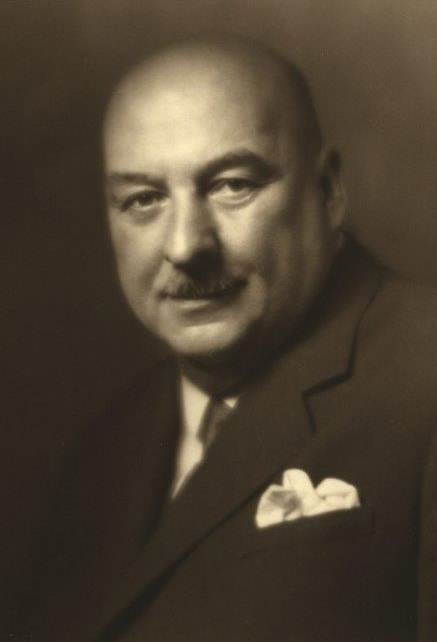 Oskar Nedbal, (1874 – 1930), foto: Archív DÚ