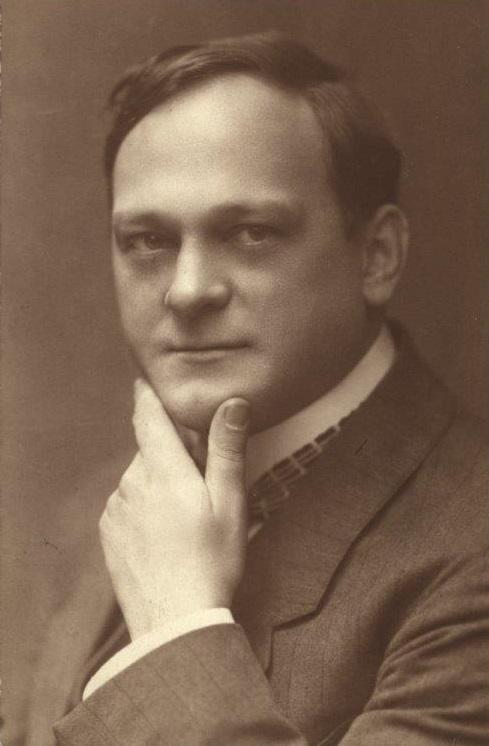 Pavel Dědeček, (1885 – 1954), foto: Archív DÚ