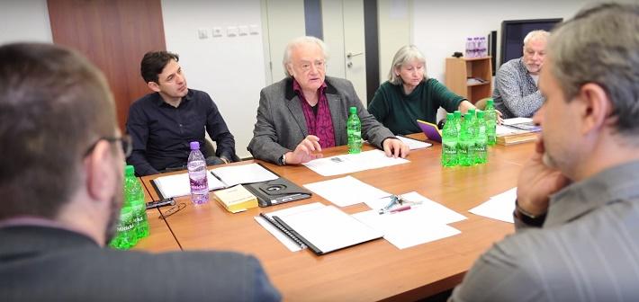 Príprava inscenácie v SND, foto: Alena Klenková/SND