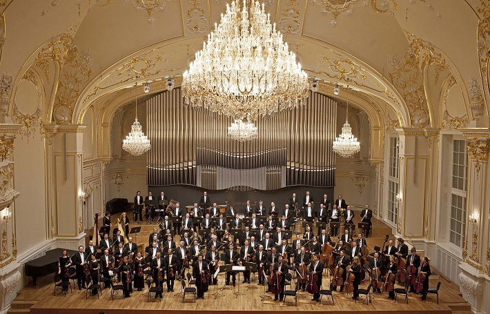 Slovenská filharmónia, foto: Peter Brenkus