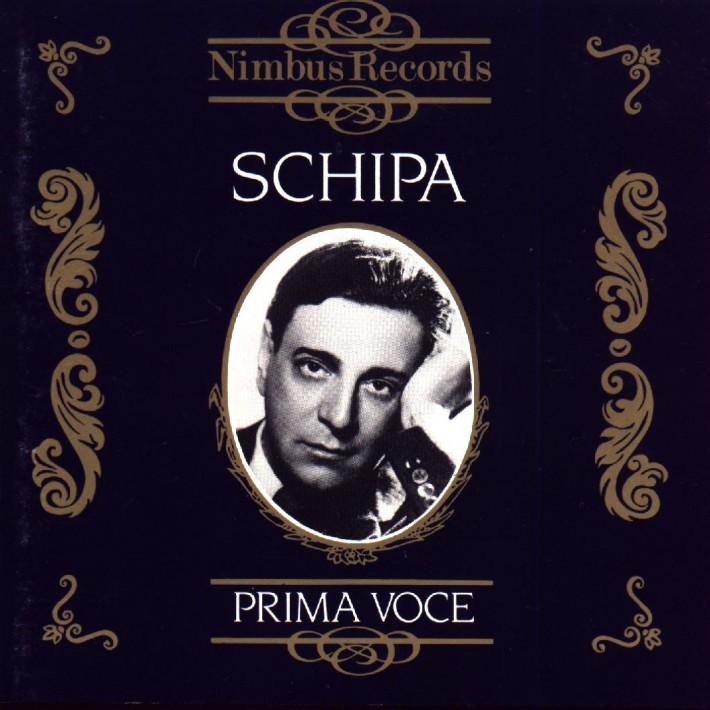 Tito Schipa, Prima voce