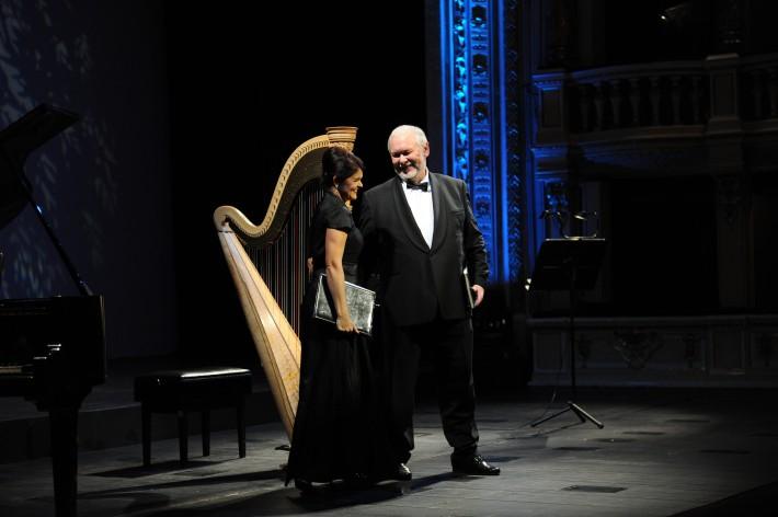 Voci da camera, Opera SND, 2015, Ľubica Vargicová, Peter Mikuláš, foto: Alena Klenková/SND