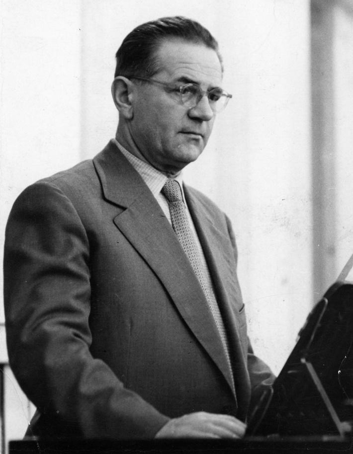 Jozef Petr, (1903 – 1981), foto: Archív SND