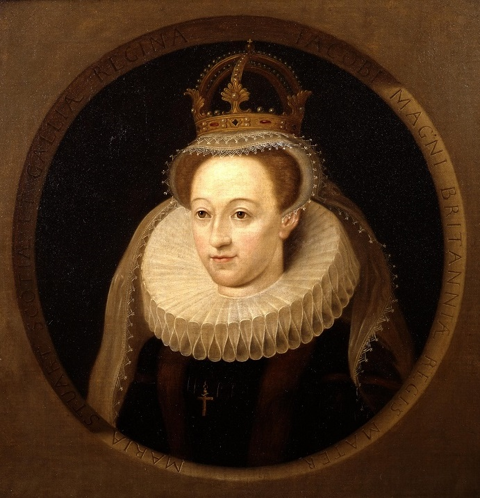 Maria Stuarda, portrét