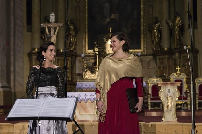 Operný koncert v Trnave, 2015, Lucia Kubeková, Lucia Duchoňová, foto: Aneta Balážová
