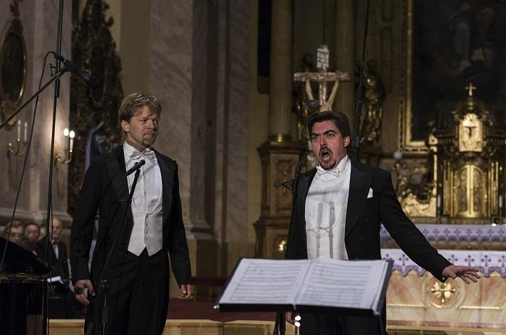 Operný koncert v Trnave, 2015, Pavol Remenár, Daniel Čapkovič, foto: Aneta Balážová