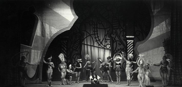 Oskar Nedbal, Z rozprávky do rozprávky, SND, 1929, foto: Archív DÚ