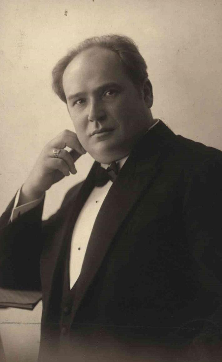 Zdenko Ruth-Markov, (1891 – 1956)