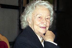 Anna Hrušovská, (1912 – 2006)