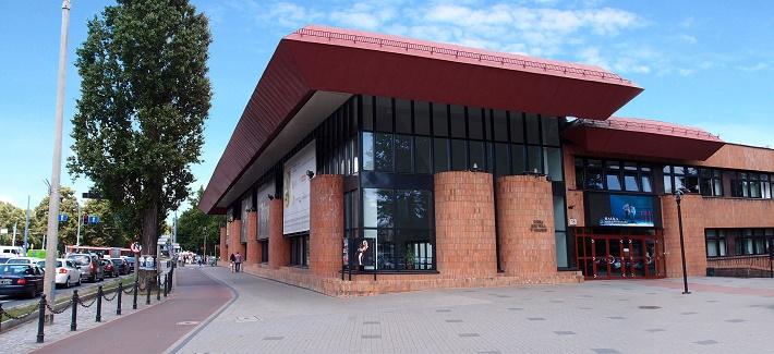 Baltická opera v Gdańsku