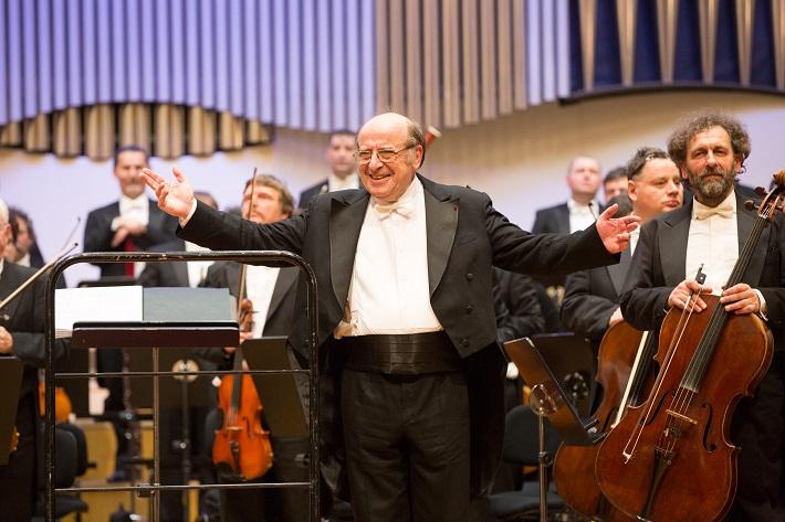 bratislavský koncert Bruno Walter Symphony Orchestra, 2016, foto: Ľuboš Pilc