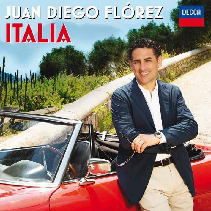 CD - Juan Diego Flórez ITALIA