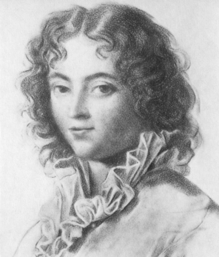 Constanze Mozart, Mozartova manželka, (1762 - 1842)