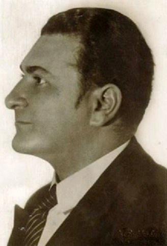 Enrico Manni st., (1897 – 1951)