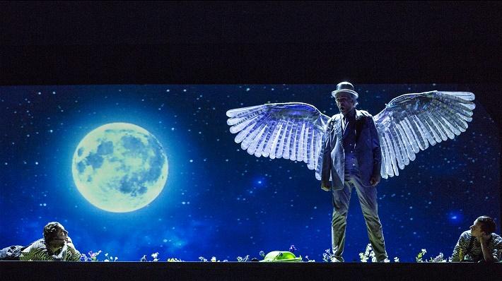 G. Rossini: Popoluška, Národné divadlo Praha, 2016, Ivo Hrachovec (Alidoro), foto: Patrik Borecký