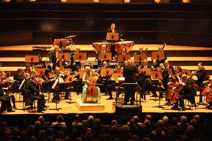 Koncert Štátneho orchestra Žilina na nemeckom turné, Brémy, 31.12.2015