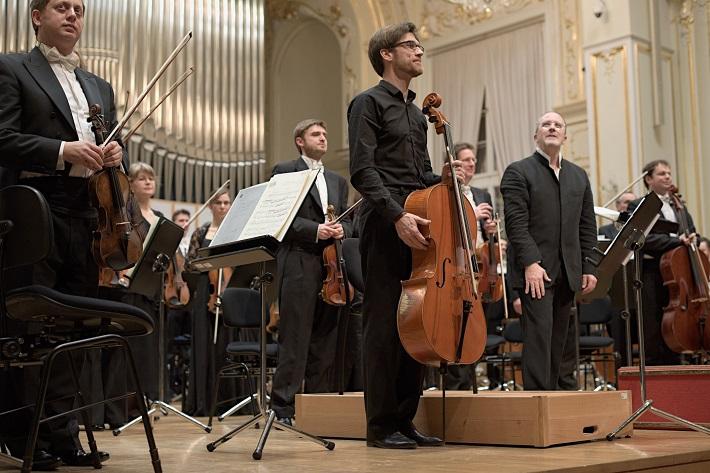 Koncert Slovenskej filharmónie, 2016, Ladislav Szathmáry, Fabrizio Ventura, foto: Ján Lukáš