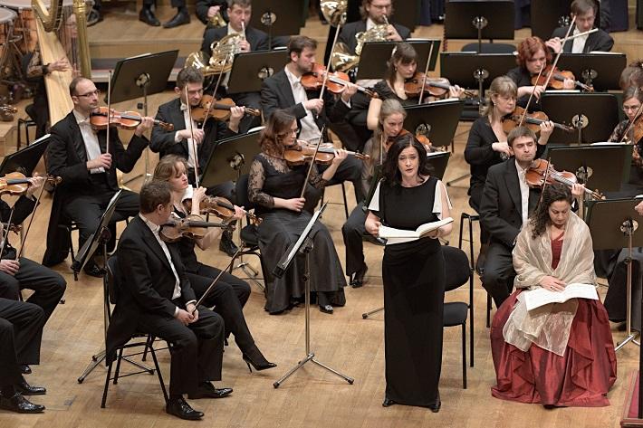 Koncert Slovenskej filharmónie, 2016, Simona Houda-Šaturová, Stella Grigorian, foto: Ján Lukáš