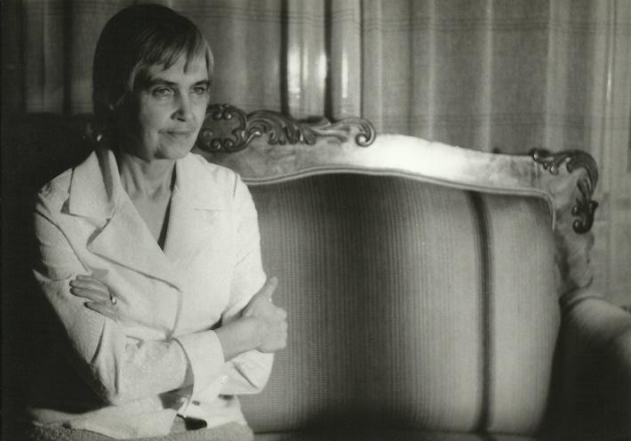 Ljuba Makovická, (1921 – 2005), foto: súkromný archív