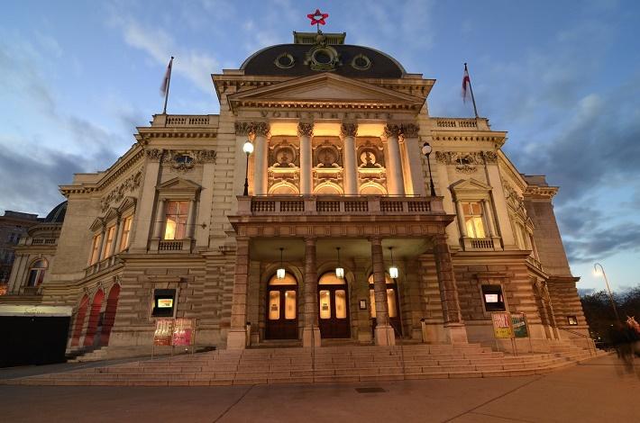 Volkstheater vo Viedni