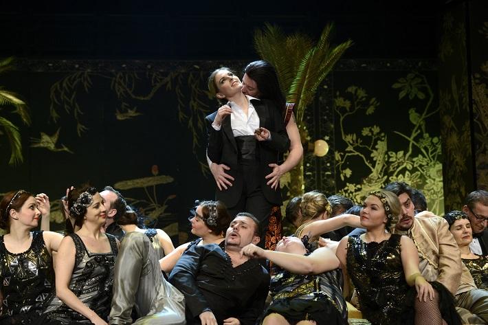 W. A. Mozart: Così fan tutte, Opera SND, 2016, foto: Pavol Breiner