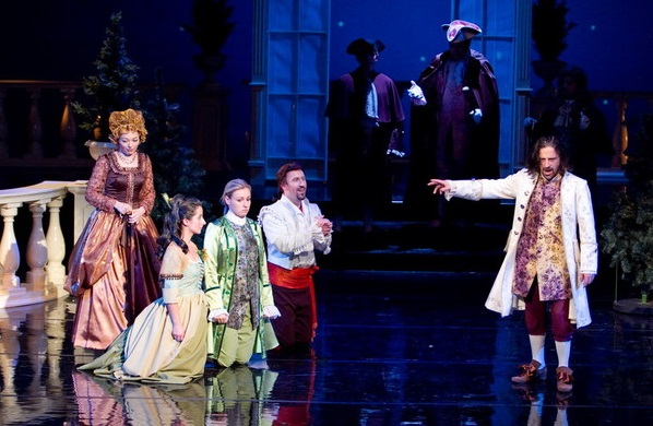 W. A. Mozart: Figarova svadba, Opera ŠD Košice, 2010, foto: Josepf Marčinský