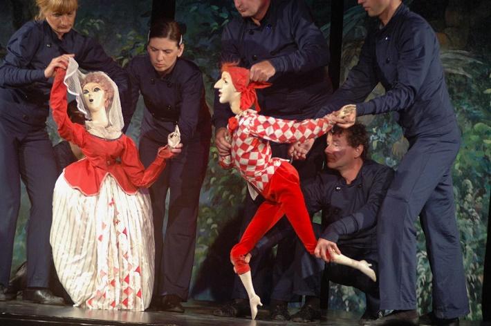 W. A. Mozart, Figarova svadba, Opera SND, 1991