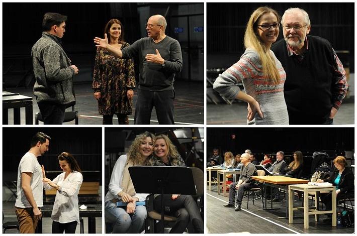 foto zo skúšky opery Così fan tutte v Opere SND, 2016 foto: Alena Klenková