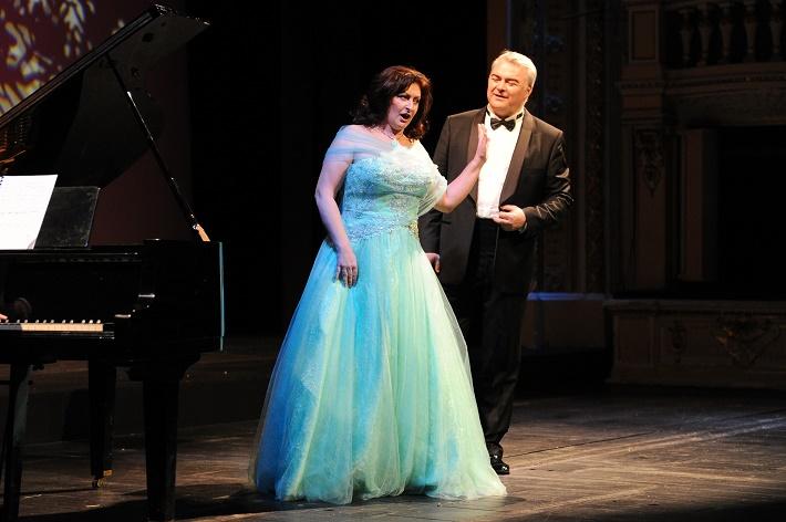 koncert Voci da camera, Opera SND, 2016, Adriana Kohútková, Miroslav Dvorský, foto: Alena Klenková
