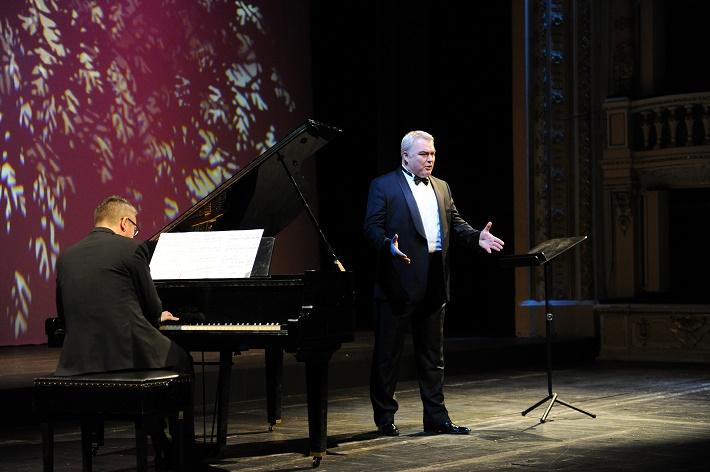 koncert Voci da camera, Opera SND, 2016, Róbert Pechanec, Miroslav Dvorský, foto: Alena Klenková