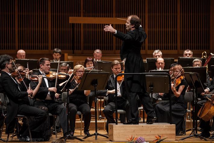 Štátna filharmónia Košice, Zbyněk Müller, foto: Jaroslav Ľaš