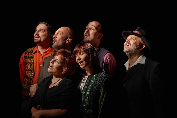 Členovia hudobnej skupiny Banda