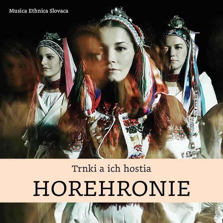 Cover CD-čka Horehornie