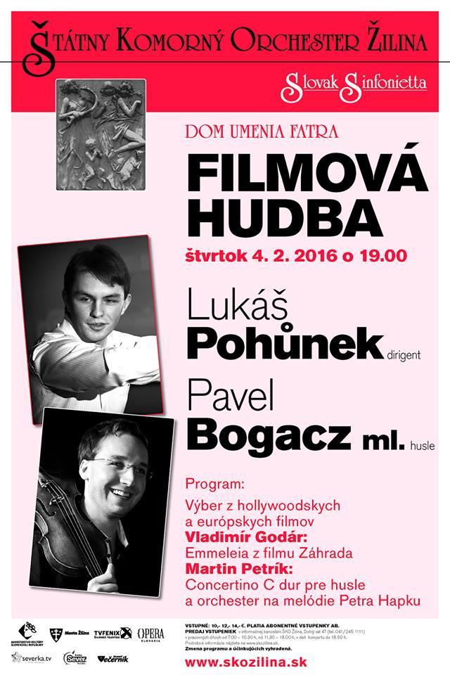Filmová hudba v ŠKO Žilina