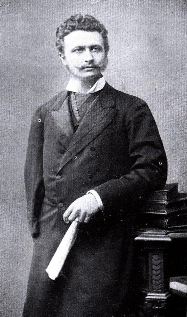 Géza Zichy, (1849 - 1924)