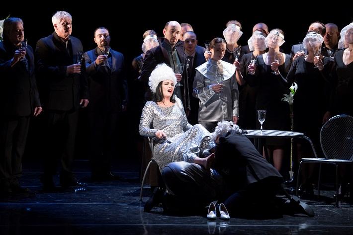 G. F. Händel: Alcina, Opera ŠD Košice, 2016, foto: Joseph Marčinský