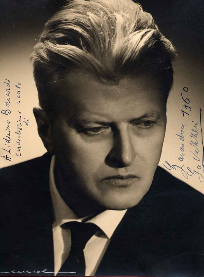 Gianandrea Gavazzeni, (1909 - 1996)