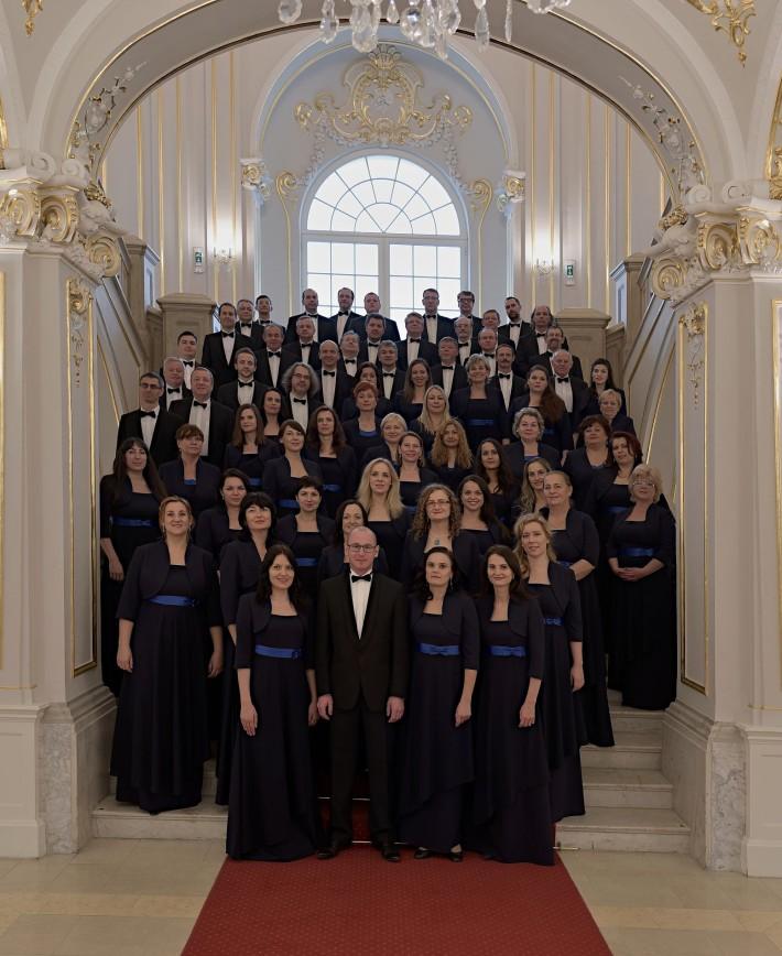 Jozef Chabroň, Slovenský filharmonický zbor, foto: Ján Lukáš