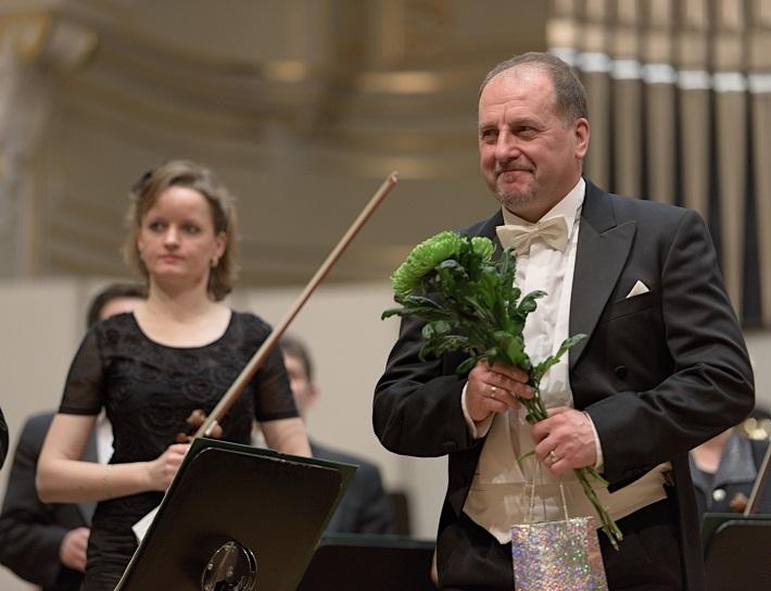 Koncert Slovenskej filharmónie, 2016, Sergej Tolstov, foto: Ján Lukáš